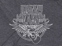 Johnny Cash - Line Eagle