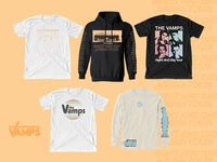 The Vamps - Day And Night Arena Tour