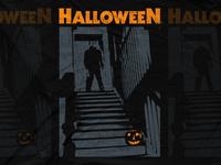 Halloween - Stairs