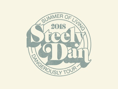 Steely Dan - Dangerous Emblem