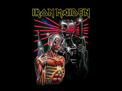 Iron Maiden - Terminator