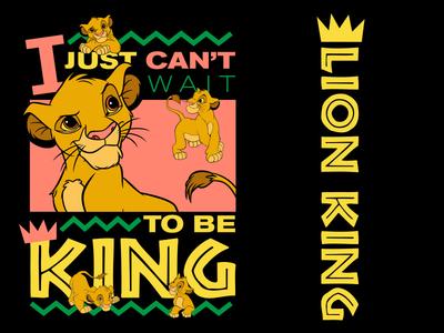 Lion King - 90s Simba