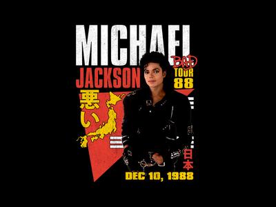 Michael Jackson - Tokyo show 1988