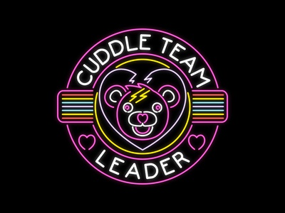 Fortnite - Neon Cuddle Team Leader