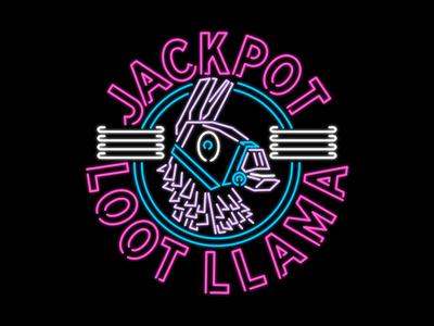 Fornite -  Loot Llama