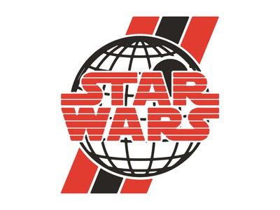Star Wars - Death Star Stripes