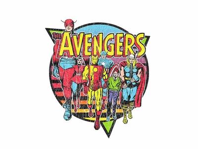 Retro Avengers