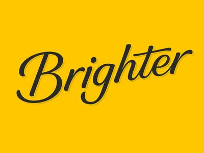 Brighter Logotype