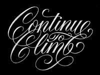Continue to Climb
