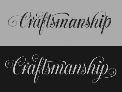 Craftsmanship Process