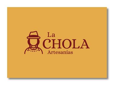 La Chola - Artesanías identity brand branding