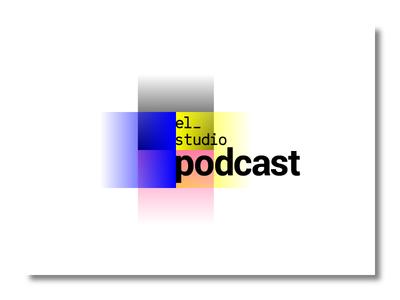 el_studio Podcast identity brand branding