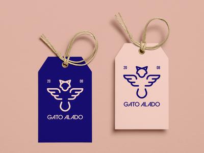 Gato Alado branding agency graphic design design branding