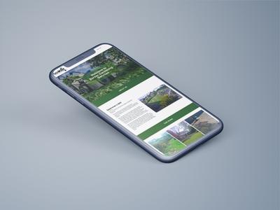 Border gardening website
