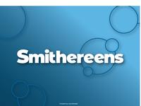 Smithereens Brand identity