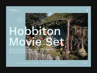 Another day away - Hobbiton