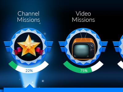 Mission Badges