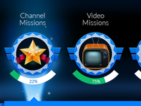 Mission Badges