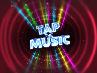 Tap the music splash