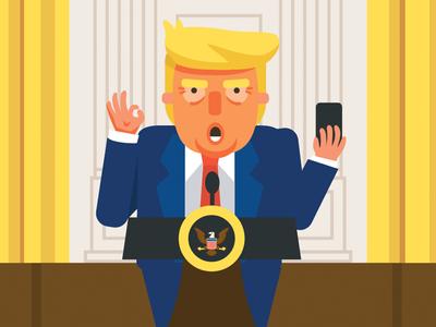 Trump misogynist racist liar nazi asshole trump