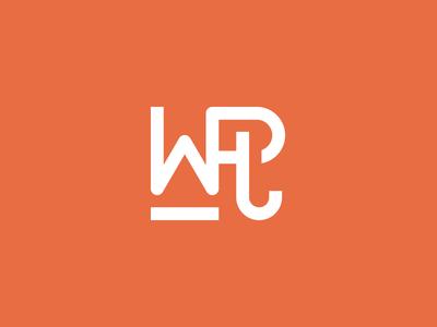 WPT Monogram tests platform web logo monogram