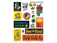 Beholder Stickerpack II