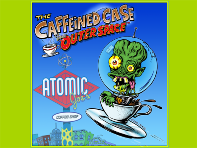 Caffeine Case From Outer Space