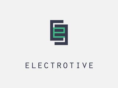 Electrotive Logo logo e electrotive electronic addictive