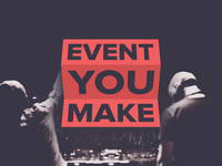 Event You Make Branding and Website