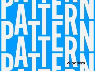 Pattern Pattern font display font grotesque alternate gothic pattern