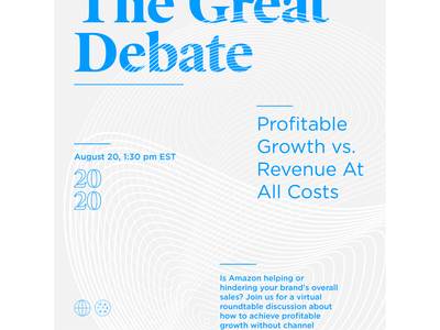 great debate flyer sm v01 01 layout roundtable poster data