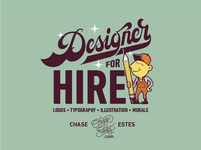 Designer for Hire