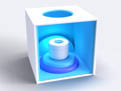 Cube and Jare 3d modeling 3d design design mock up 3d art art 3d illustraion 3d