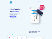 NFC Campaign Landing Page