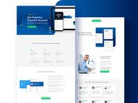 Portfolio Affiliate Business Page