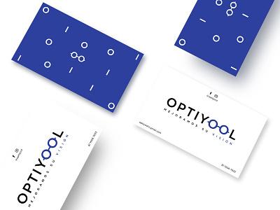 OPTIYOOL eyeglasses eyewear optical shop optics design branding logo