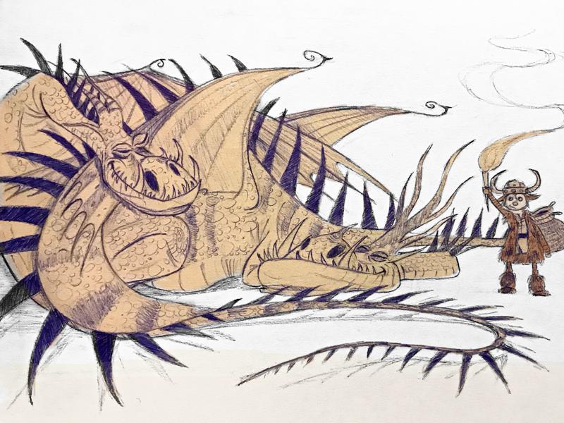 How to Train your Dragon dragon kuriaowiti howtotrainyourdragon animation