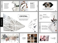 Crystal - PresentationTemplate