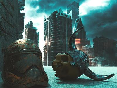 aftermath render apocalyptic apocalypse aftermath vikings starwars