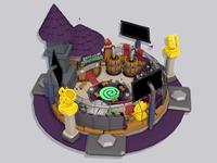 Tiny Multiplayer Arena