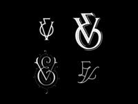 EV Monograms