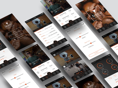 Log Recipes, Share & Rate digital design ux ui design