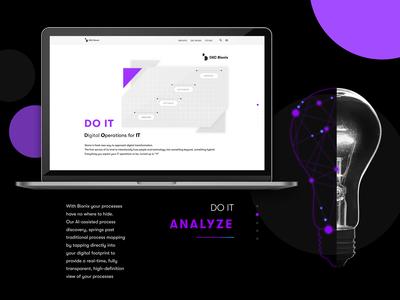 Bionix Marketing Page - POC