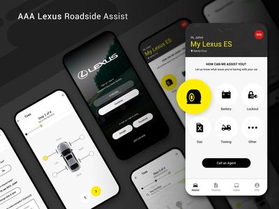 AAA Lexus - Roadside Assist apps