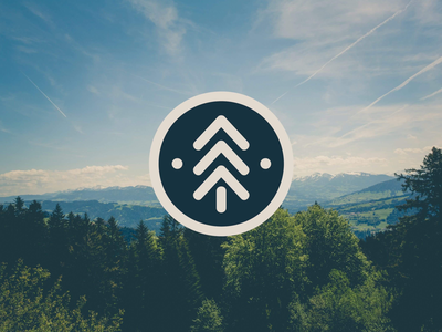 Nomad Trekking Company. Freelance branding job