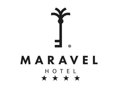 Maravel Hotel key tree palm hotel greece rethymno logo crete