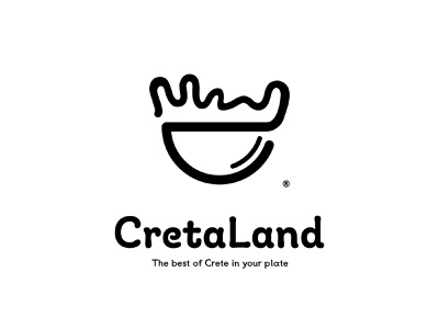 CretaLand food vegetables island line silouette bowl greece rethymno crete salads fresh