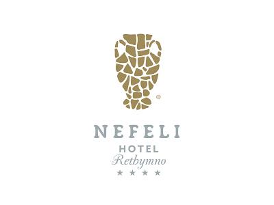 Nefeli Hotel - Rethymno serif nephele mosaic luxury hotel hospitality greece goddess crete amphora