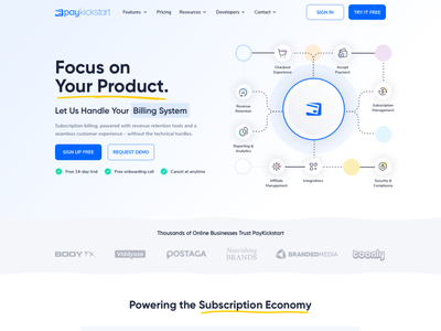 Billing System Payments Sections Designs digital software saas onboarding subscription b2c b2b charts graphics webflow web design app experience checkout invoice proposals payments system billing