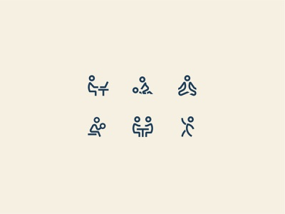 Indoor activity icons programer making love sport work out working out dancing board games love sex yoga pilatess remove working fitness people symbol outline icon line icons vector